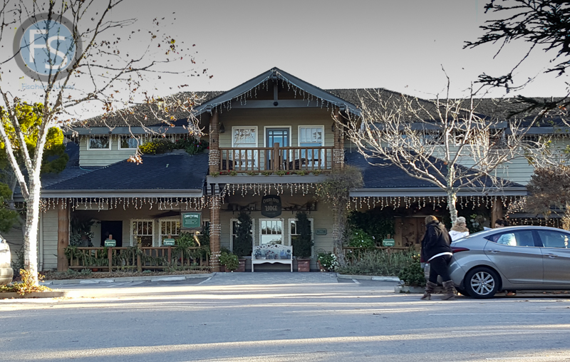 Cambria Pines Lodge - Front photo  2015